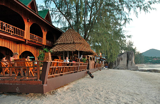 Ban S Diving Resort Darwan Restaurant