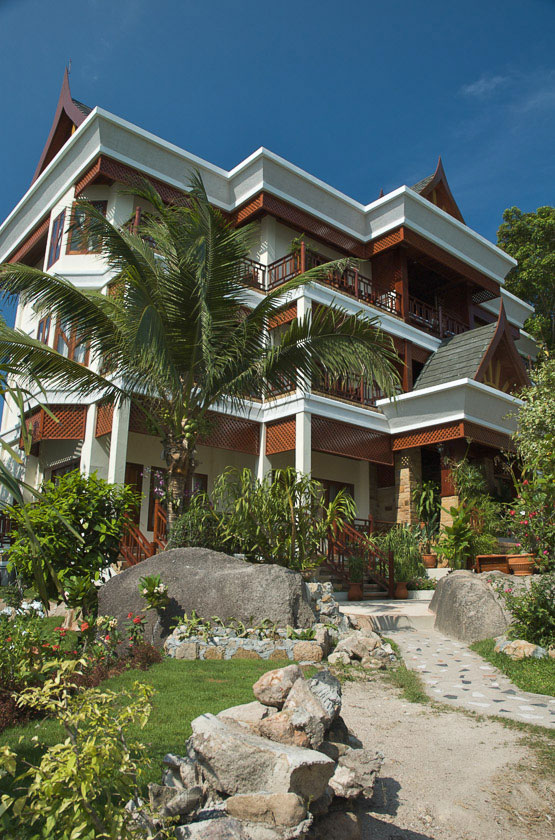 Accommodation Ban's Diving Koh Tao