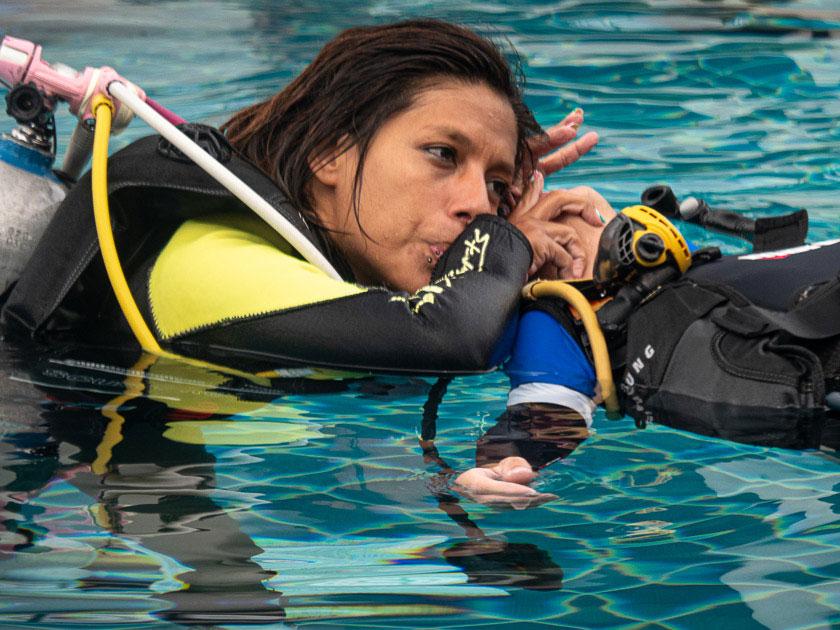 Rescue Diver Ban's Diving Koh Tao