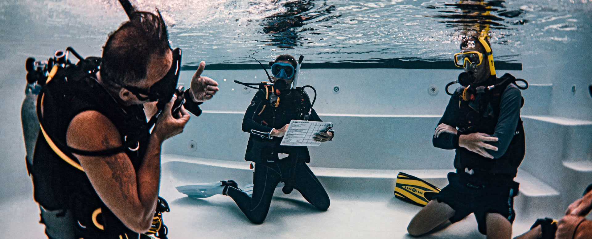 PADI Pro Course at Ban's Diving Koh Tao