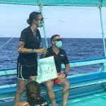 PADI RM checking on Covid Diving Procedures